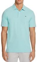 Vineyard Vines Ewing Stripe Regular Fit Performance Polo Shirt