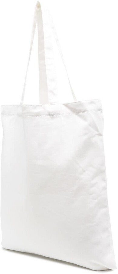 Thumbnail for your product : Maison Margiela Graphic Print Shopping Tote