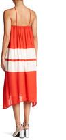 Collective Concepts Spaghetti Halter Maxi Dress