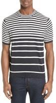 Paul Smith Men's Variegated Stripe Sweater