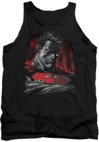 Superman DC Comics Man Of Steel Adult Tank Top Shirt