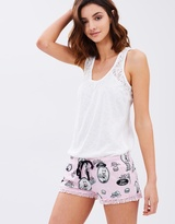 PJ Salvage Lily's Bakery Shorts