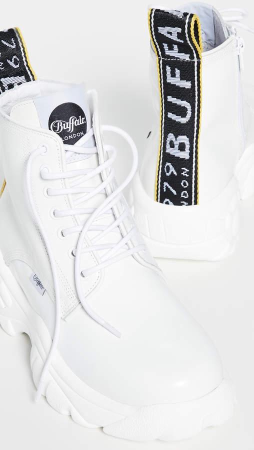 7436acd59b970 Gillian High Top Sneakers