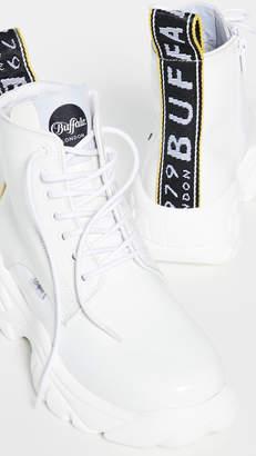 Buffalo London Gillian High Top Sneakers