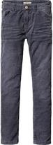Scotch & Soda Corduroy Rocker Trousers | Skinny Fit