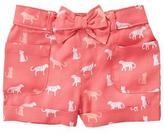 Gymboree Cheetah Shorts