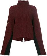Zadig & Voltaire high neck sweater