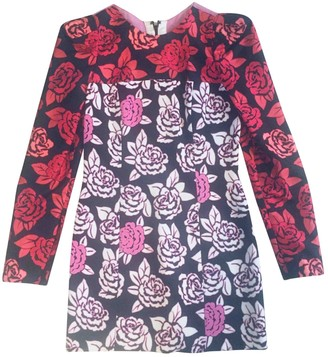 Ungaro Multicolour Silk Dress for Women