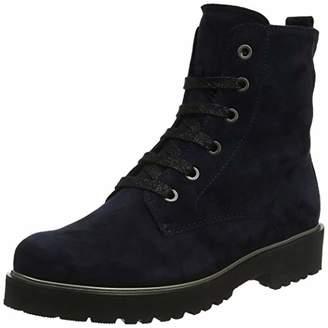 Semler Women's Elena Ankle Boots, Blue (Midnightblue 080), 8 UK