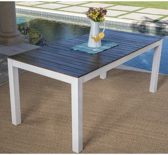 Highland Dunes Veronica Wooden Dining Table
