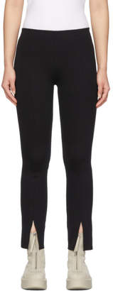 The Row Black Thilde Trousers