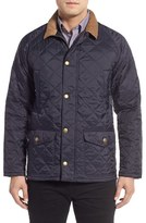 Barbour 'Canterdale' Water-Resistant Diamond Quilted Jacket