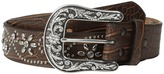 Ariat Flower and Scroll Studded Belt