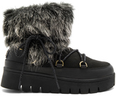 Australia Luxe Collective Casper Booties with Faux Fur