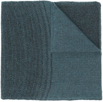 Stephan Schneider Tonal Fine Knit Scarf