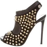 Philipp Plein Full Of Grace Studded Pumps