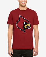 '47 Men's Louisville Cardinals Knockout Fieldhouse T-Shirt