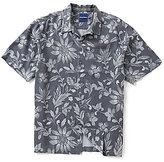 Tommy Bahama Short-Sleeve Maraba Mirage Floral Woven Shirt