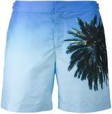 Orlebar Brown Bulldog palm reacher swim shorts - men - Polyester - 30