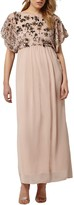 Phase Eight Collection 8 Aaliyah Embellished Maxi Dress, Petal