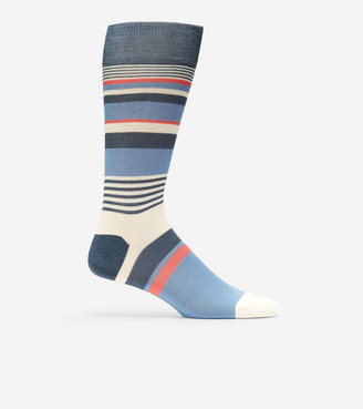 Cole Haan City Stripe Crew Socks