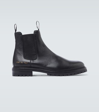 Common Projects Winter Chelsea Bumpy boots
