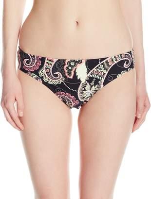 Hobie Junior's Part of Your Swirl Midrise Bikini Bottom