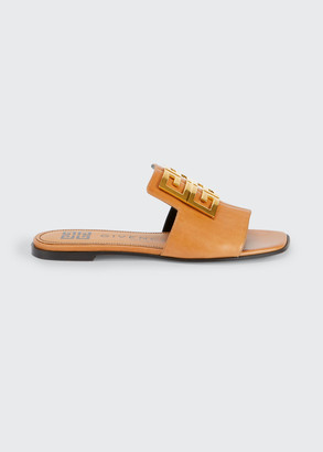 Givenchy 4G Flat Mule Sandals