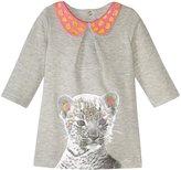 Billieblush Sweat Dress With Graphic (Toddler) - Heather Grey - 2 Years
