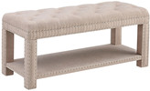 Linon Finley Upholstered Bench
