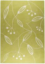 Bed Bath & Beyond MAT Flora Hand-Tufted Wool Rug in Green