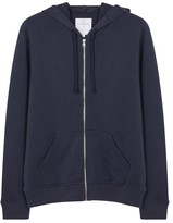 Alternative Navy Organic Cotton Terry Sweatshirt