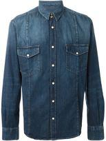 Golden Goose Deluxe Brand 'Duke' denim shirt - men - Cotton - XL
