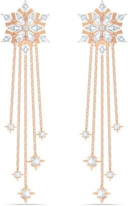 Swarovski Women's Magic Collection Pierced Earrings