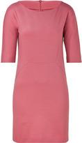 Cacharel Pink Flamingo Shift Dress