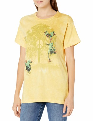 The Mountain Peace Tree Frog Adult Woman's T-Shirt
