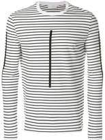 Neil Barrett striped jersey