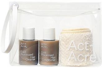 Act+Acre Cold Processed Mini Essentials