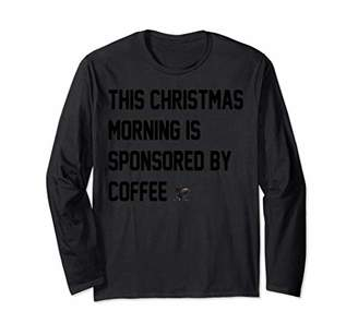 Well Worn Sponsored By Coffee Long Sleeve T-Shirt