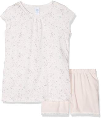 Sanetta Girls' 244089 Short Pyjama Sets