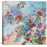 iCanvas 'Ave Fenix - Lia Porto' Giclee Print Canvas Art