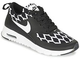 Nike THEA SE GRADE SCHOOL Black / White