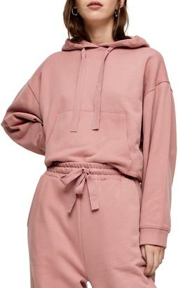 Topshop Organic Cotton Hoodie
