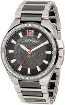 Ed Hardy Hampton Ceramic Dial Men's watch #HM-BK