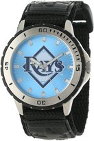 Game Time Men's MLB-VET-TB Veteran Custom Tampa Bay Devil Rays Veteran Series Watch