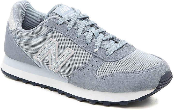 outlet store d1cf5 d4fa5 New Balance Blue Women s Sneakers - ShopStyle