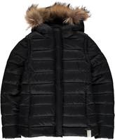 Gertrude + Gaston Little Olga Removable Hood Down Jacket