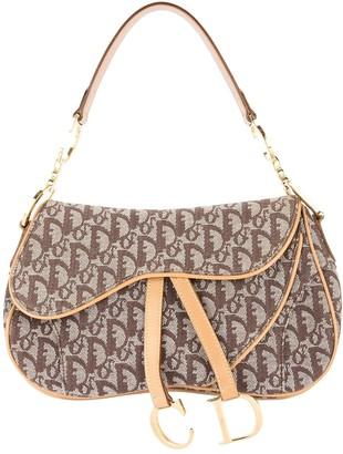 Christian Dior Trotter saddle bag