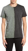 Diesel Double Cut and Sew Crewneck T-Shirt