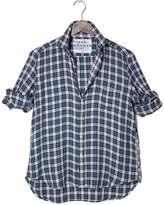 Frank And Eileen Womens Eileen Italian Modal Plaid Shirt
